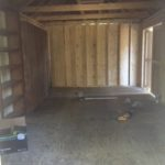 Custom build shed in Fairhope, AL