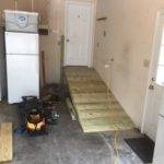 Wheelchair Ramp in Daphne, AL garage
