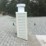 Finished Chimney in Mobile, AL